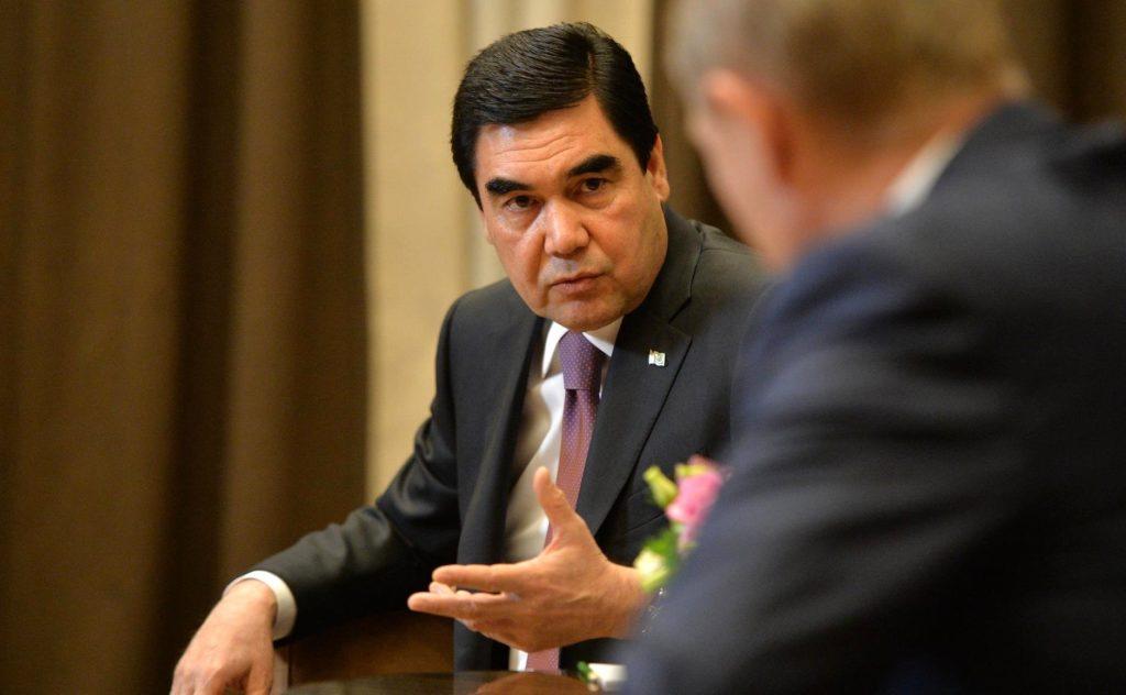 Президент Туркменистана принял исполнительного директора Туркмено–американского делового совета