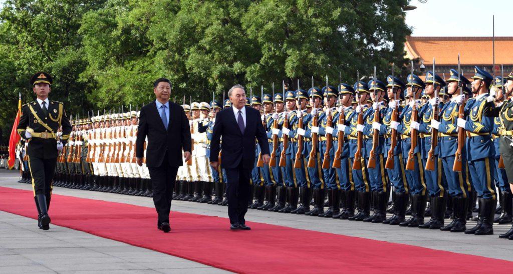 Китай нарастит присутствие в экономических проектах Каспийского региона
