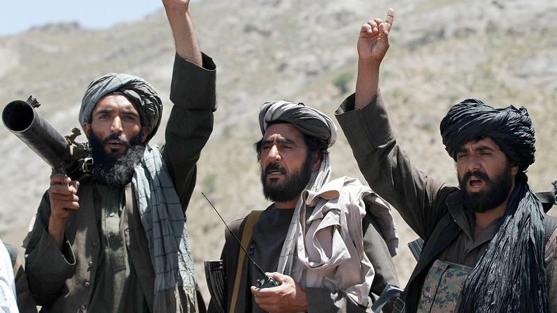 Талибы активизировали военные действия вблизи границы Туркменистана