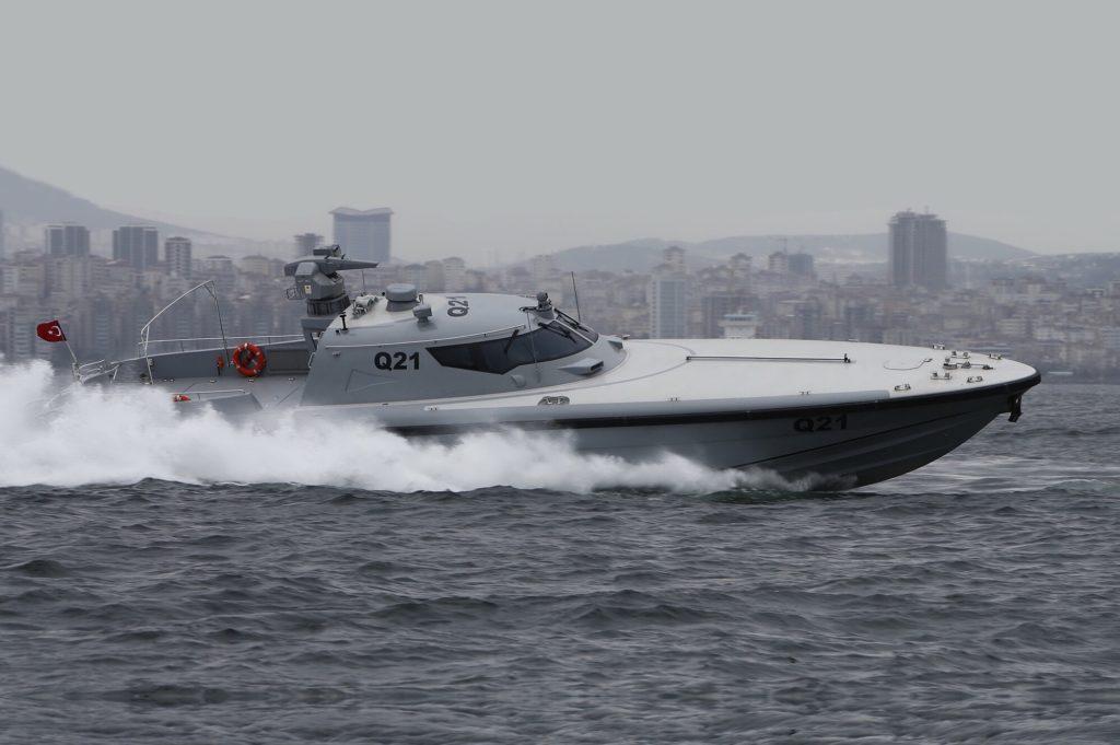 Казахстан и Турция могут организовать производство боевых кораблей на Каспии