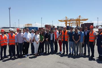 В Алматы обсудили развитие Транскаспийского международного транспортного маршрута