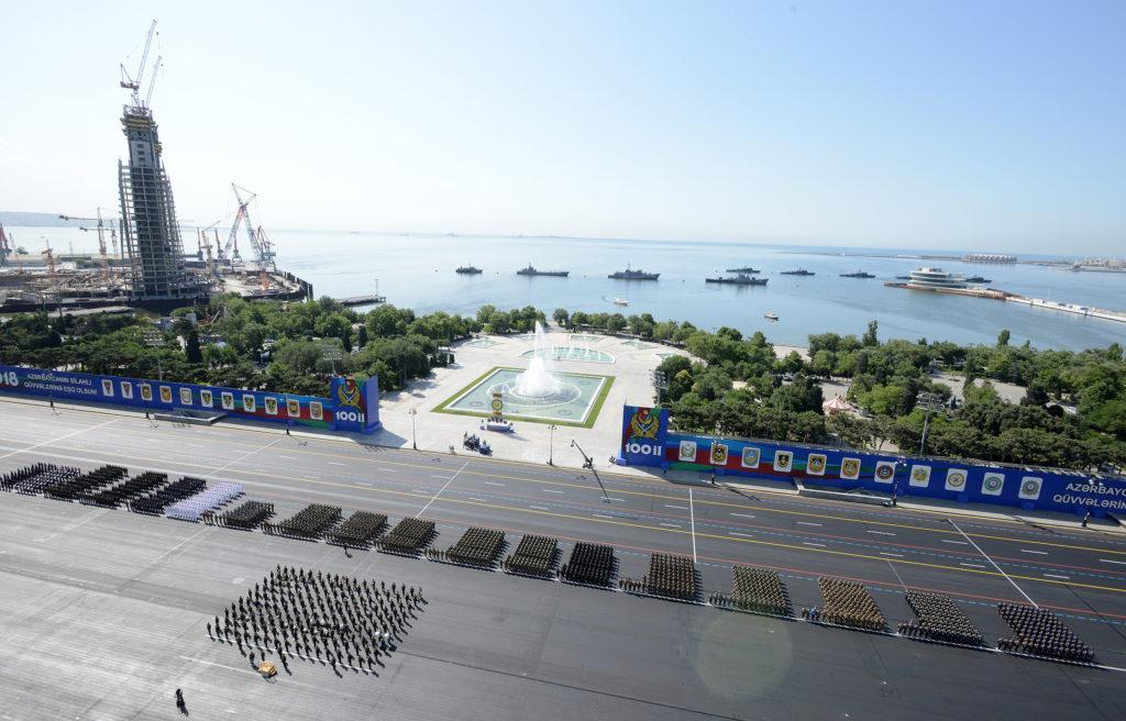 Обзор военных новостей Каспийского региона от 30 июня