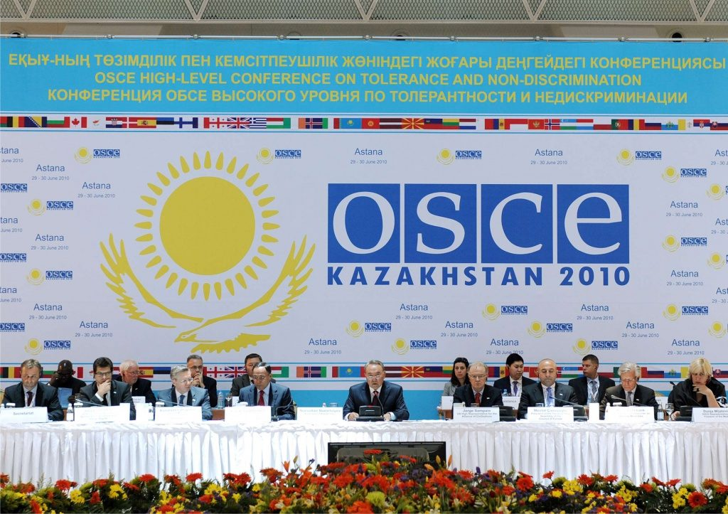 Казахстан в ОБСЕ — овладение искусством избирательного участия