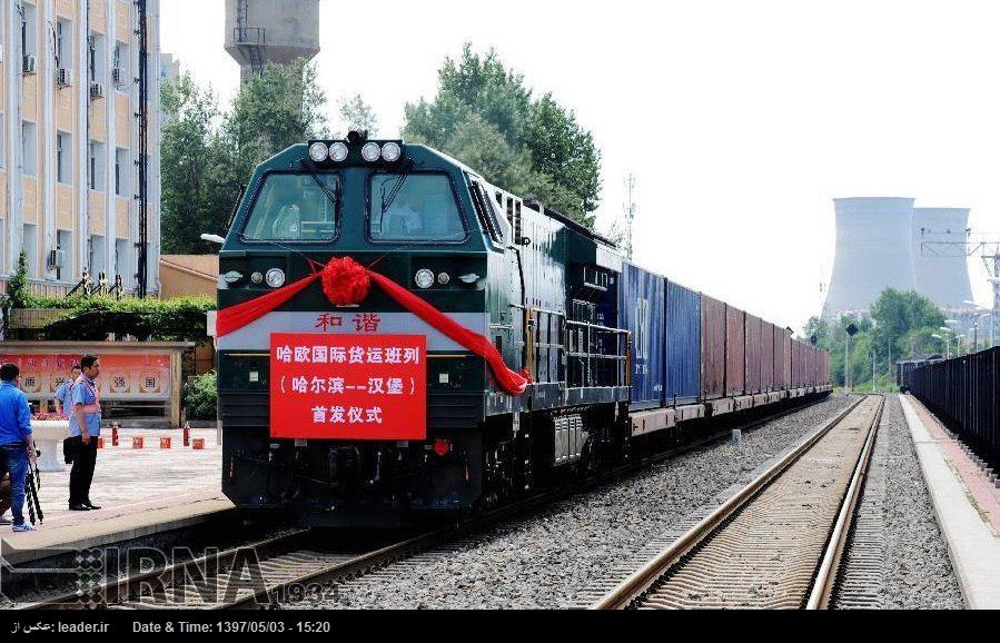 Иран и Китай развивают сотрудничество в области железнодорожного сообщения