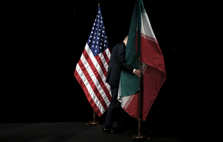На этой неделе восстановлены санкции против Ирана