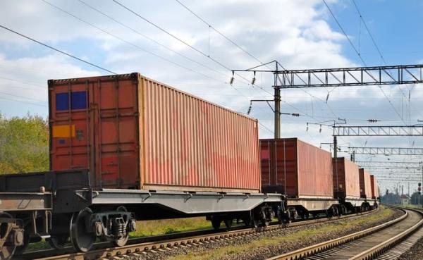 Растёт грузооборот на железной дороге Казахстан – Туркменистан – Иран