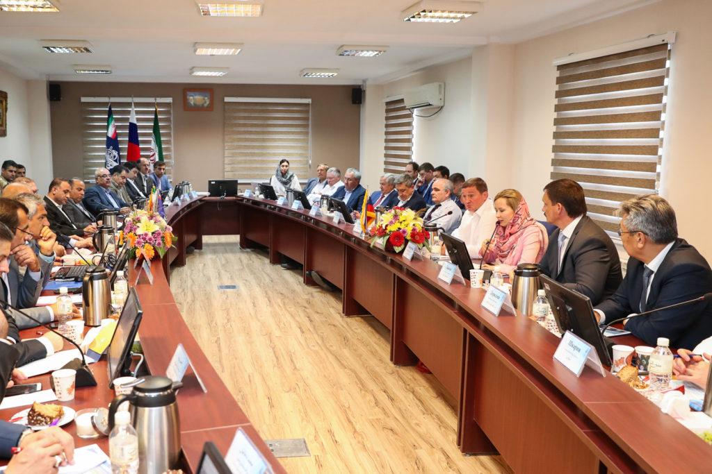 Волгоградская область становится важным региональным партнёром Ирана