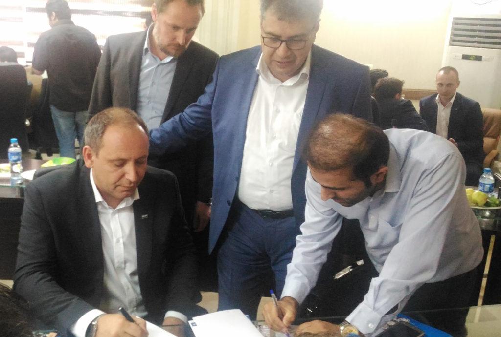 Волгоградские компании расширяют сотрудничество с Ираном
