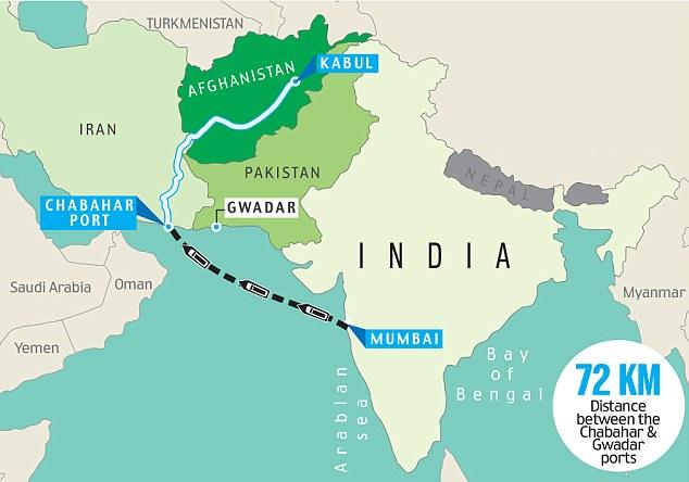 Иран подписал контракты с компаниями ЕС по оснащению порта Чабахар