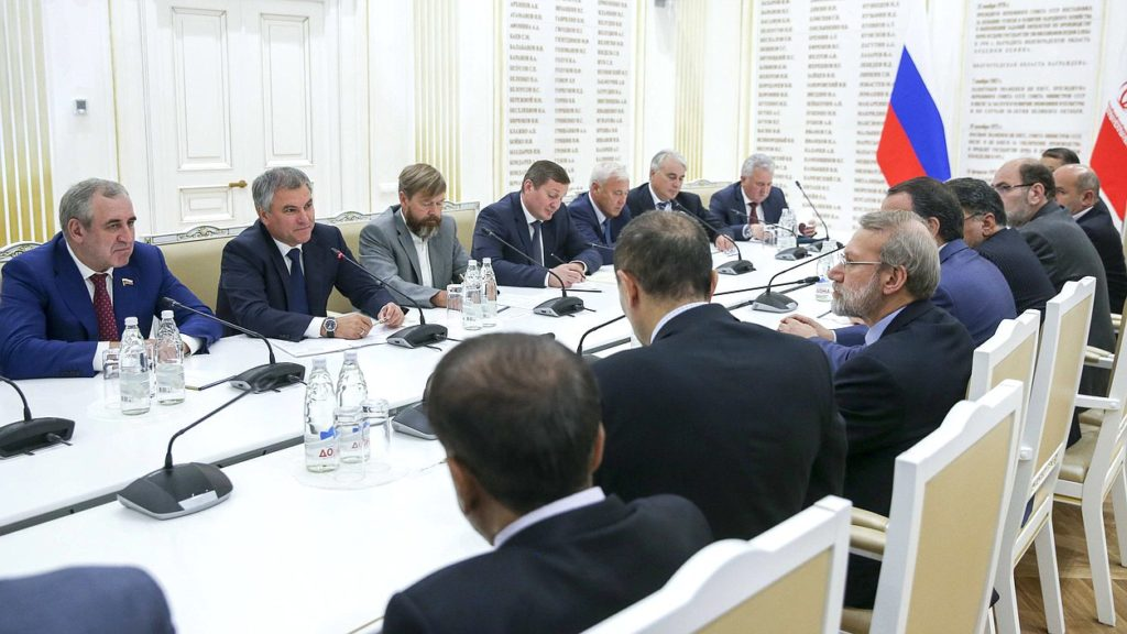 О чём договорились российские и иранские парламентарии в Волгограде