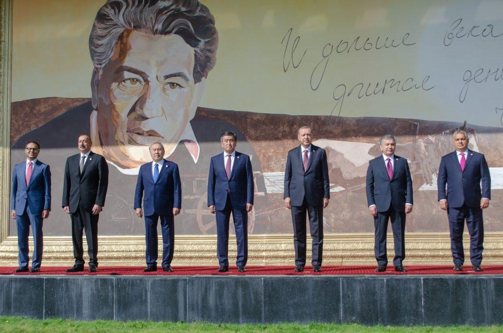 Тюркские страны планируют использовать транспортный потенциал Каспия