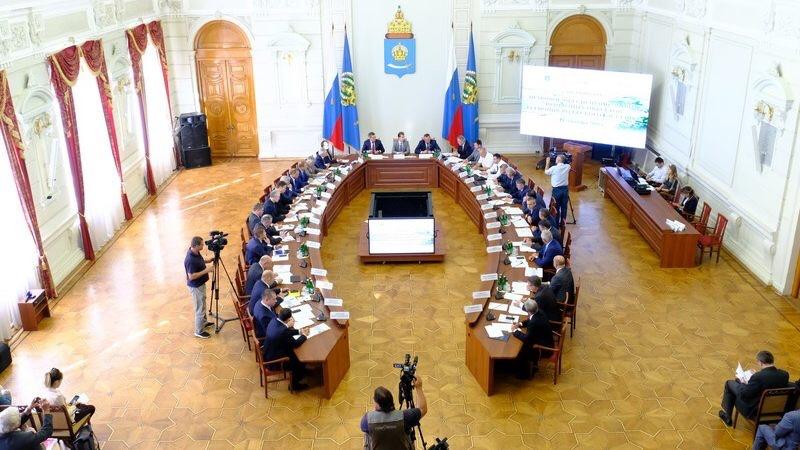 В Астрахани состоялось выездное заседание Комитета Госдумы по экологии и охране окружающей среды