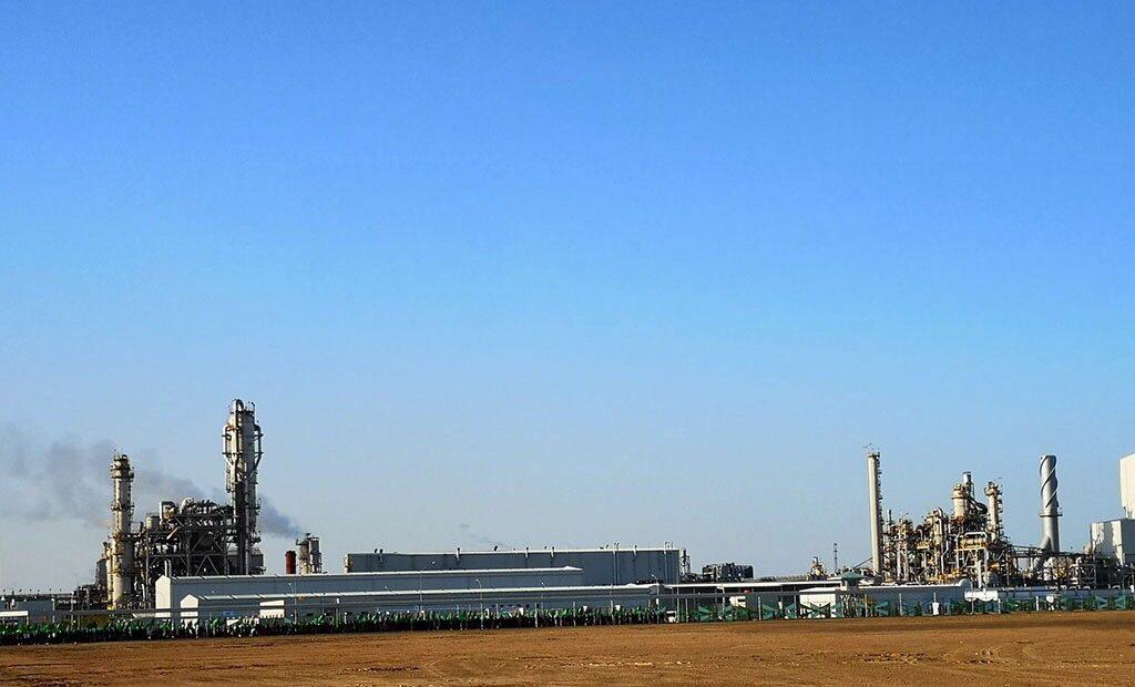 На туркменском побережье Каспия открыт газохимический комплекс
