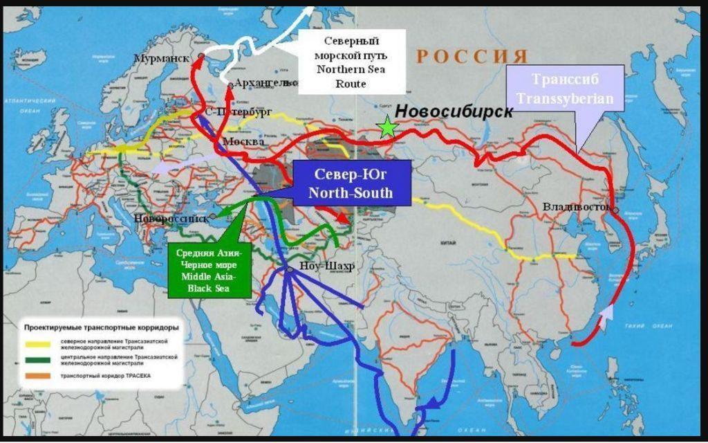 Прикаспийские страны продолжают развивать свой транзитно-транспортный потенциал