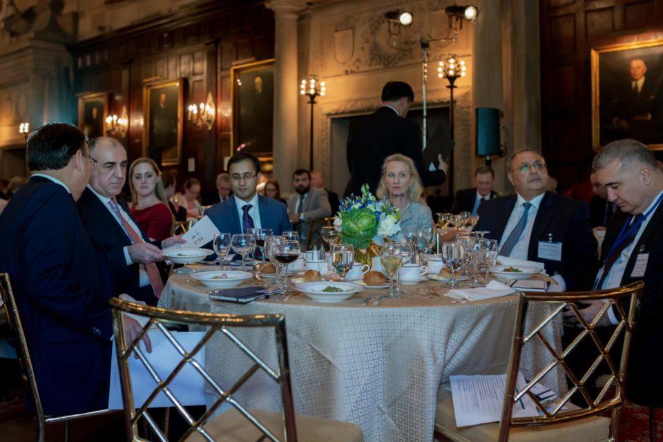В Нью-Йорке прошёл Каспийский бизнес-форум
