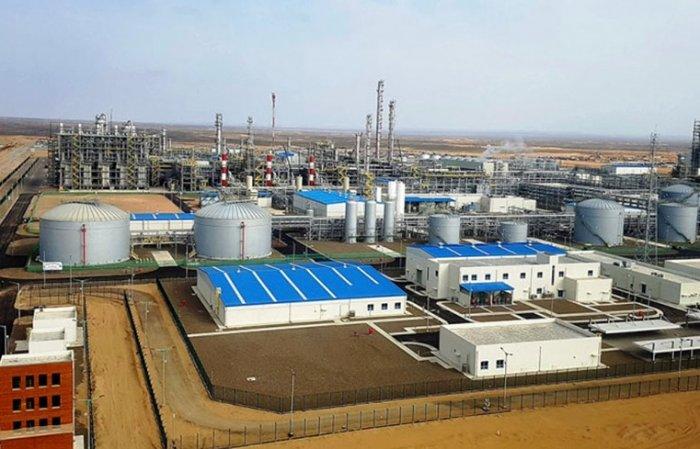 В Туркменистане готовится открытие нового газохимического комплекса