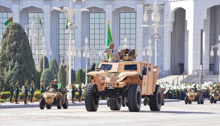 Обзор военных новостей Каспийского региона за сентябрь 2018 года