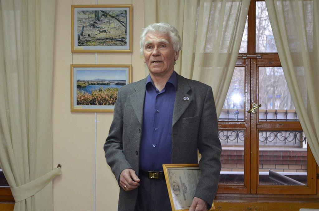 Книги астраханского ученого представлены на международной выставке