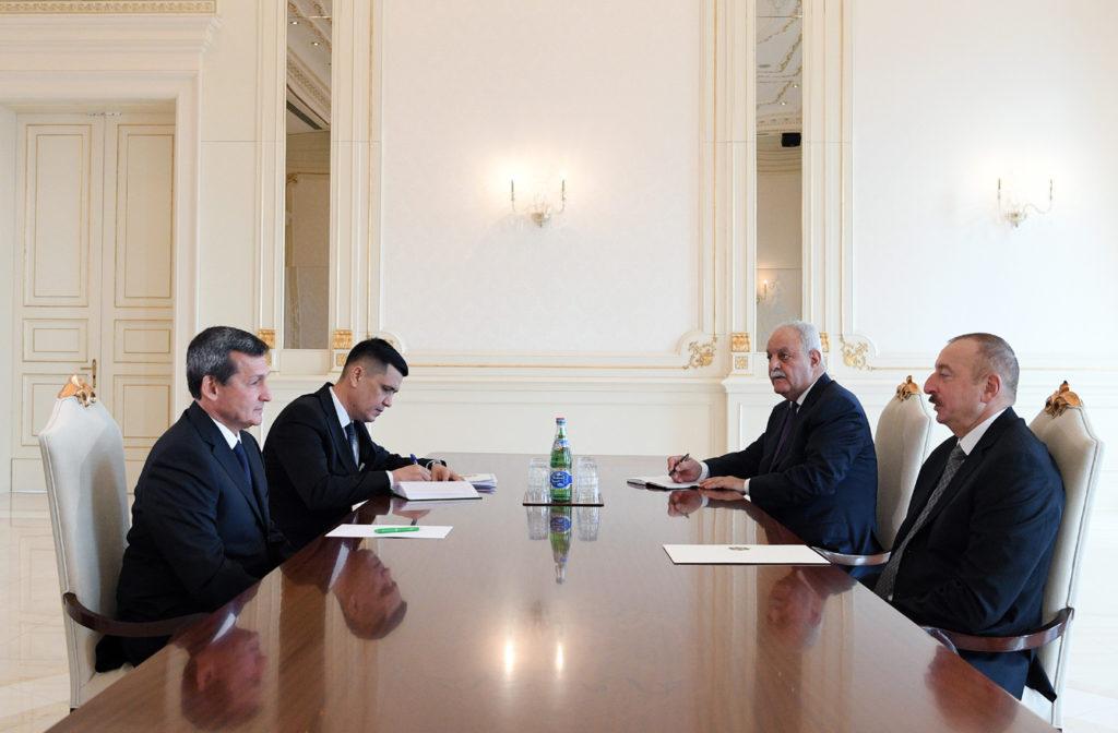 Делегация МИД Туркменистана совершила рабочий визит в Баку