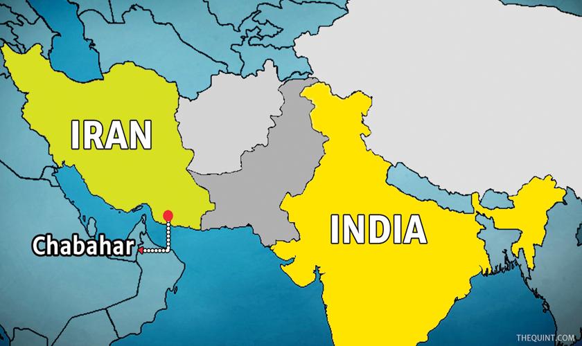 Иранский порт Чабахар сделают крупным транзитным хабом Евразии
