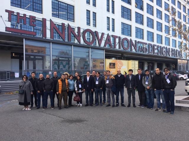 В США состоялся первый американо-каспийский инновационный форум