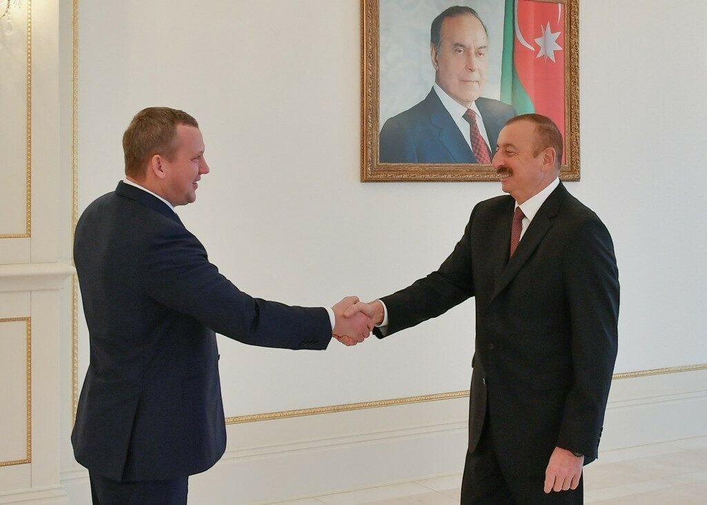 Астраханский губернатор совершил свой первый зарубежный визит