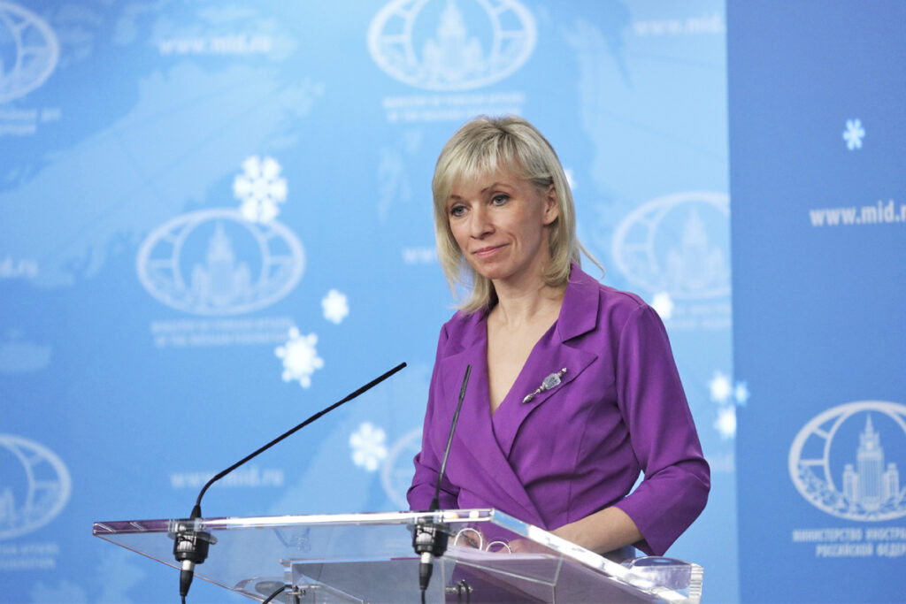 Мария Захарова рассказала про Конвенцию о правовом статусе Каспия