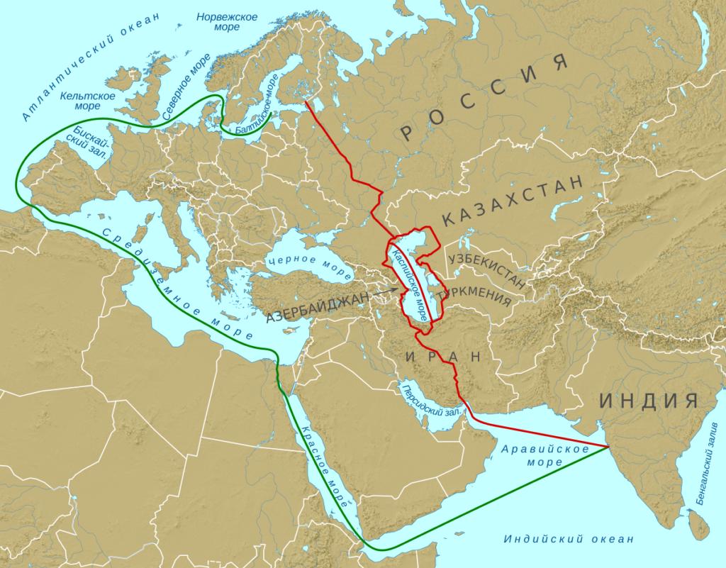 Иранские железные дороги и коридор «Север-Юг»: созидание, вопреки санкциям