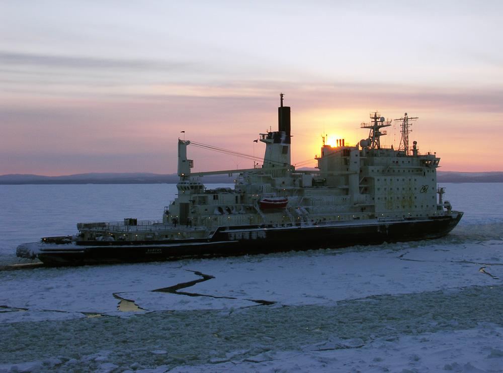 Казахстан как арктическое государство и морская держава