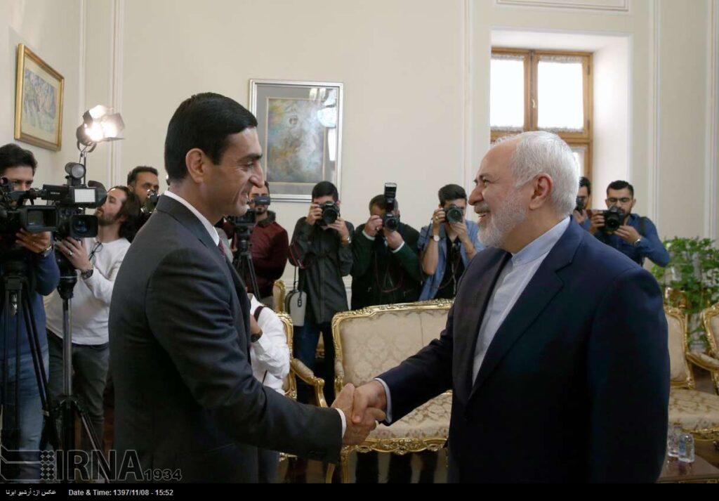 В Тегеране прошли туркмено-иранские переговоры