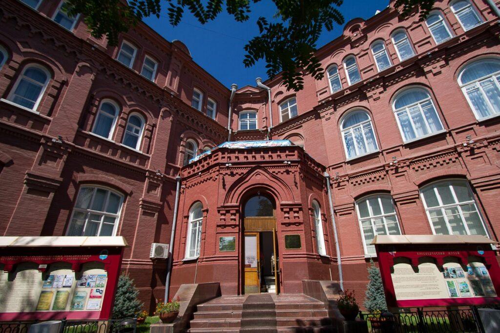 В Астраханском музее открываются выставочные этнографические проекты
