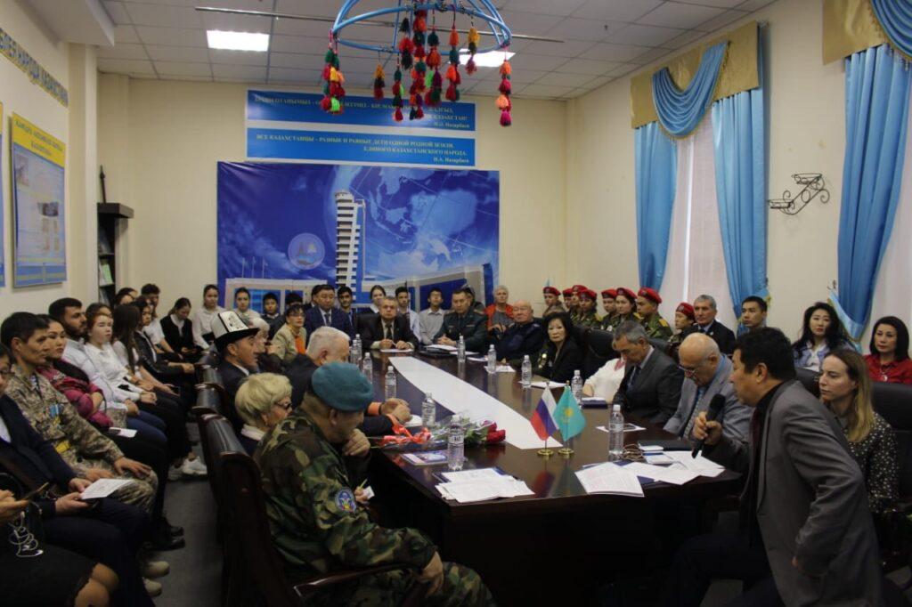 Поисковые движения Астрахани и Казахстана будут работать сообща