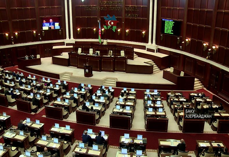 Парламент Азербайджана утвердил каспийские пятисторонние соглашения