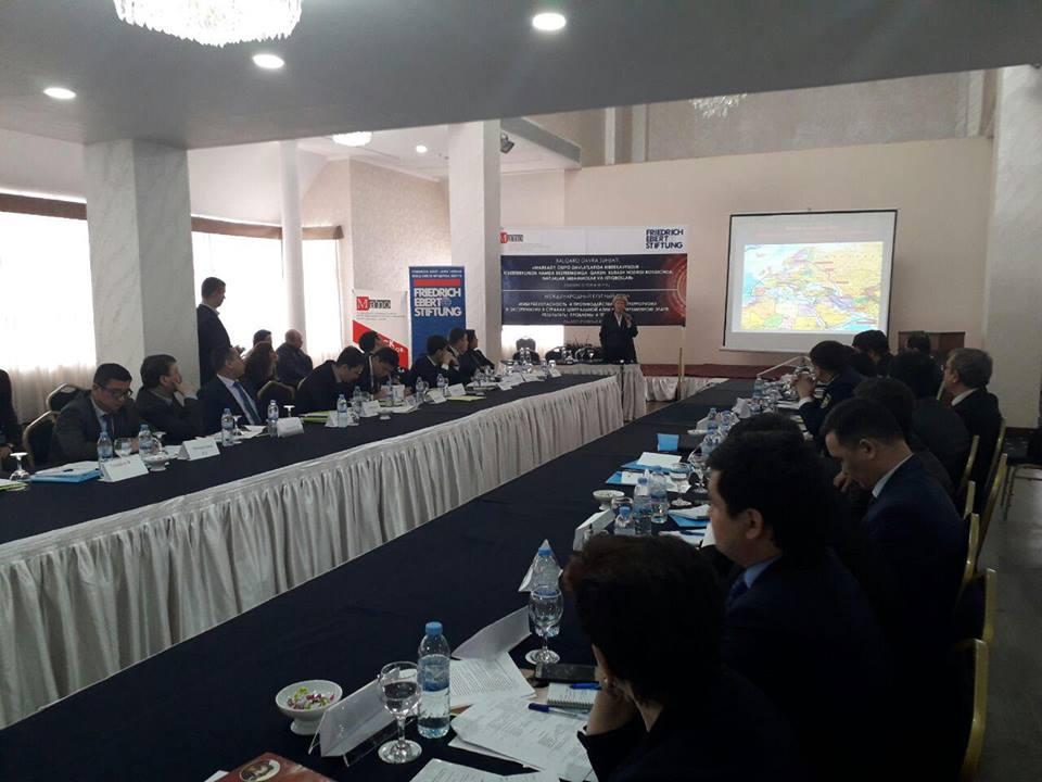 Кибербезопасность  и противодействие кибертерроризму и экстремизму в странах Центральной Азии