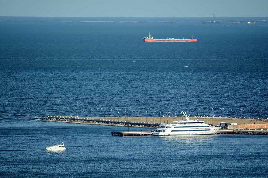 Прикаспийские страны обсудили безопасность мореплавания