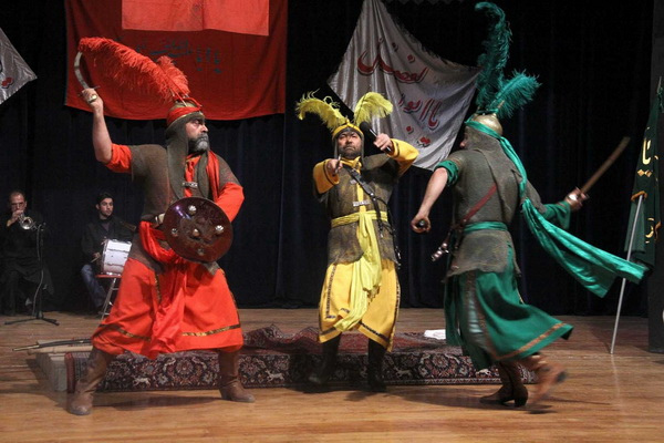 В Москве состоится неделя театра Ирана