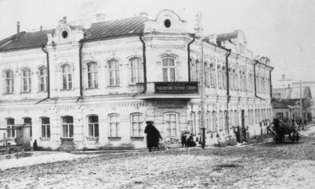 По материалам отчета Астраханской ихтиологической лаборатории за 1921 год