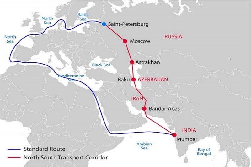 В Тегеране принят ряд важных решений по коридору «Север-Юг»