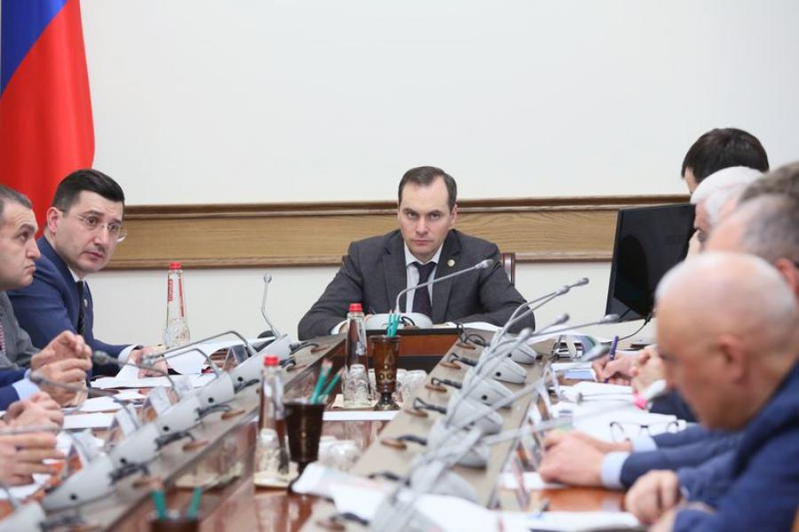 Дагестан намерен реализоваться как портовой регион России