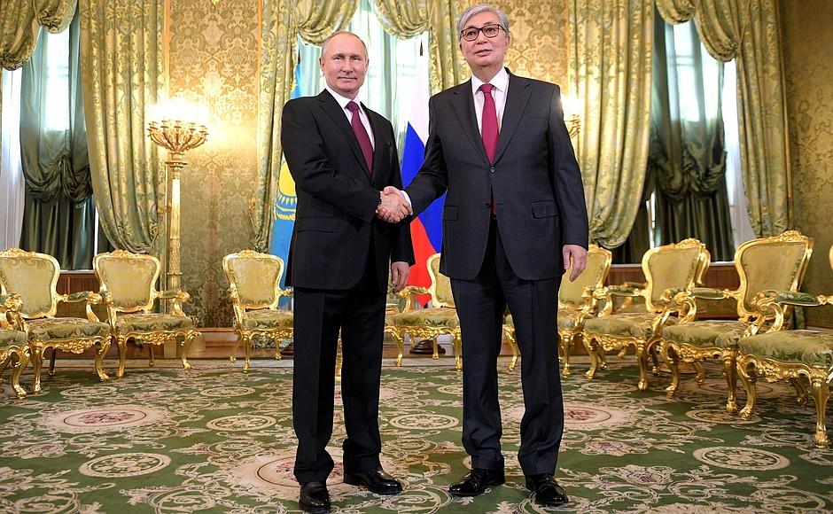 Российско-казахстанские переговоры: каспийские аспекты
