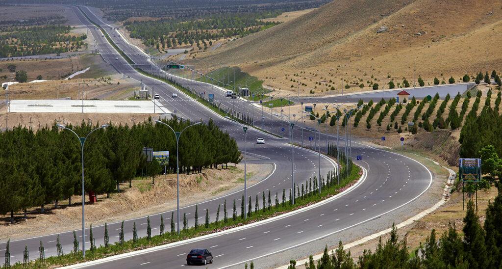 Представлены проекты прикаспийской автотрассы из Туркмении в Казахстан