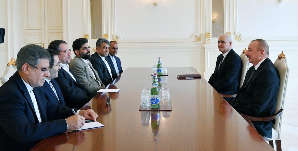 Азербайджан и Иран углубляют экономическое  сотрудничество