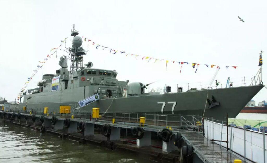 Иран и Казахстан пополнят свои военные флоты на Каспии