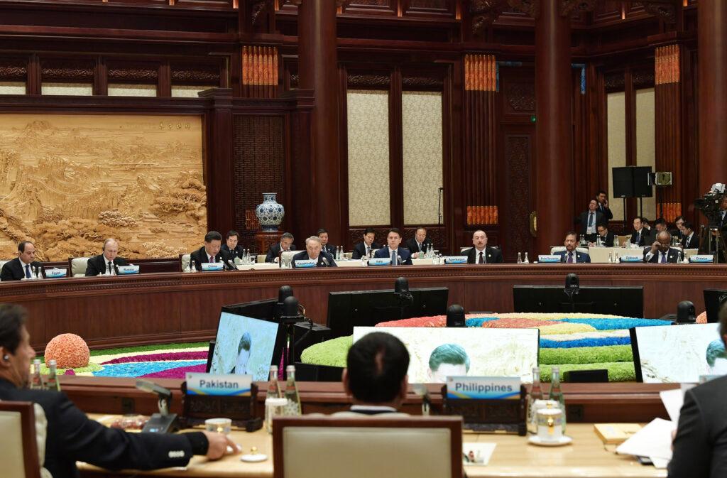 Прикаспийские страны встраивают свою инфраструктуру в китайскую инициативу «Один Пояс, один Путь»