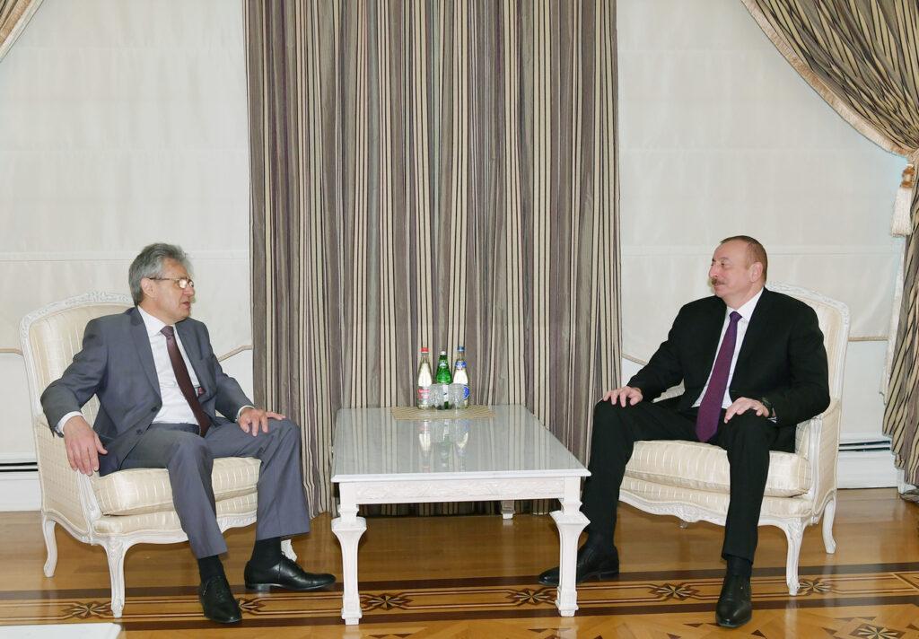 Ученые России и Азербайджана будут сотрудничать в решении проблем Каспия
