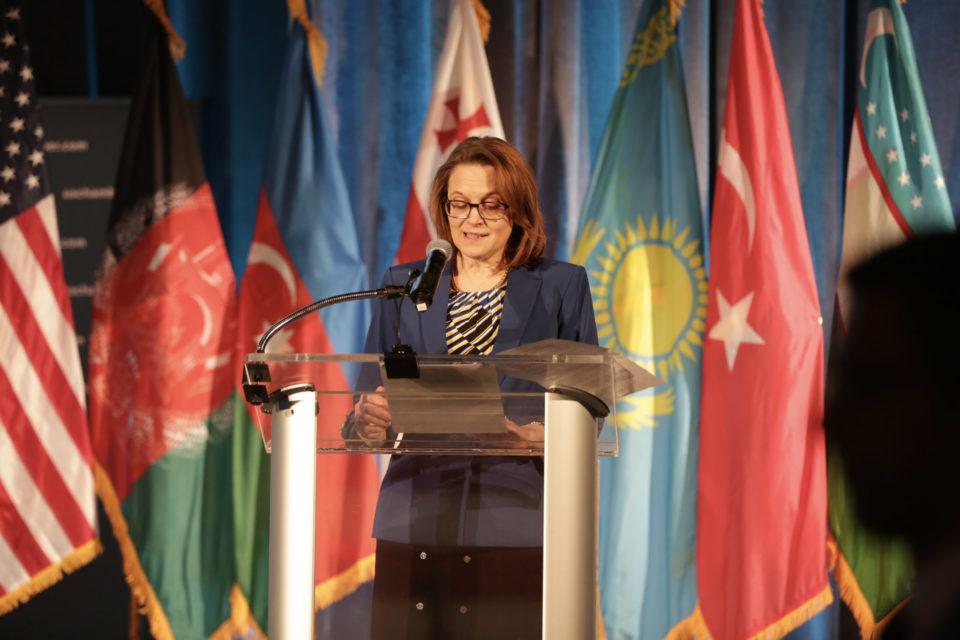 Лиза Кертис об интересах США в странах Большого Каспийского региона