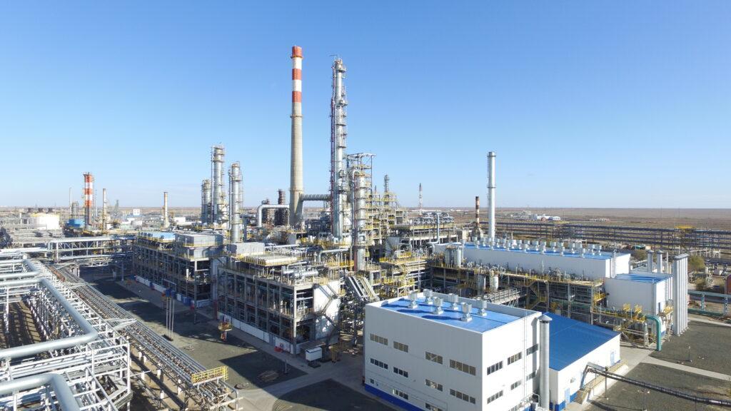 О проблемах экологии прикаспийских территорий говорили в Атырауской области Казахстана