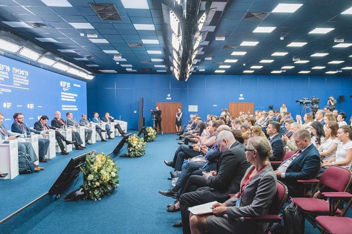Перспективы развития и сотрудничества в Каспийском регионе обсудили на ПМЭФ