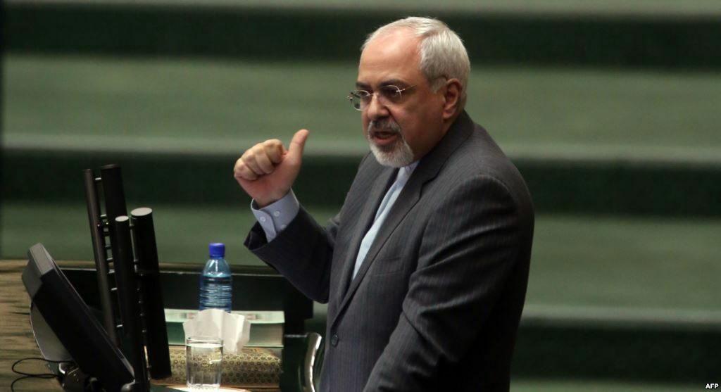 Парламент Ирана намерен заслушать министра иностранных дел по вопросу о статусе Каспия