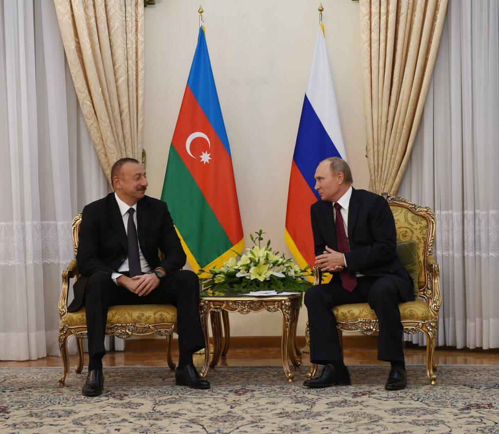 От количества к качеству переходят Россия и Азербайджан